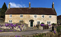 Wadbury Farmhouse in Mells, Somerset