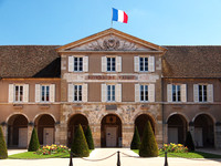 Beaune Town Hall, France
