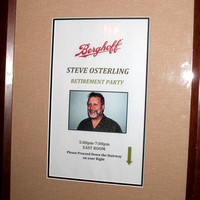2014-05-29 Steve's Retirement Party at Berghoffs