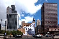 Downtown Mural, Chicago